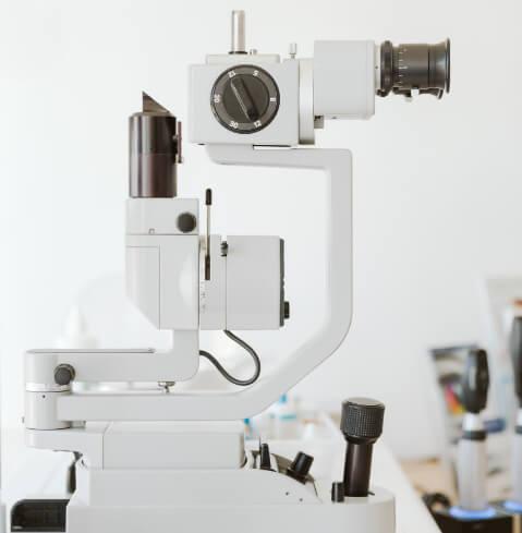 Augenarzt Behandlung