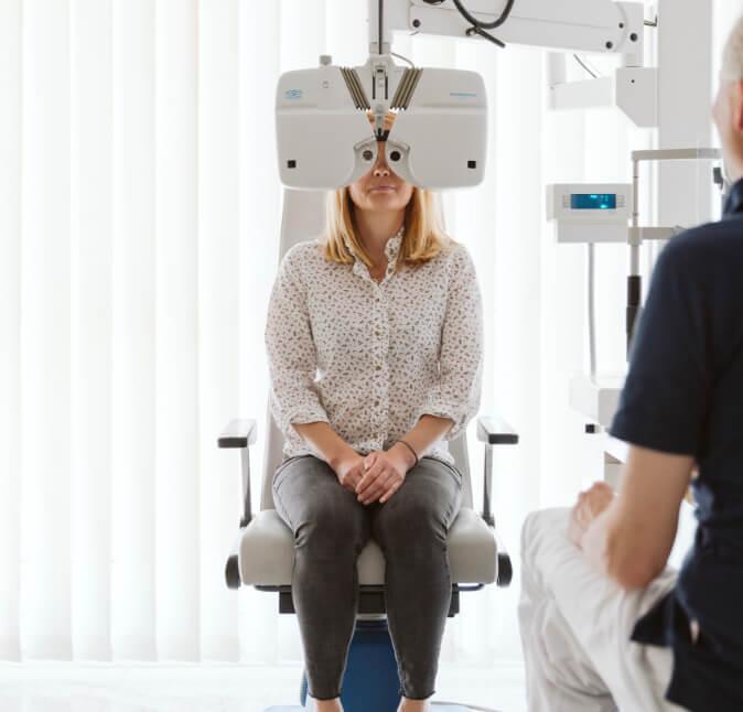 Augenarztpraxis Dietrich