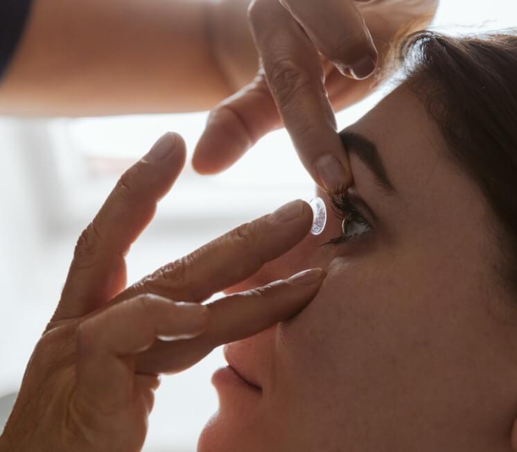 Augenarzt Behandlungen